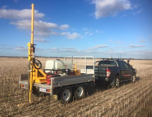 Soil Testing 2018