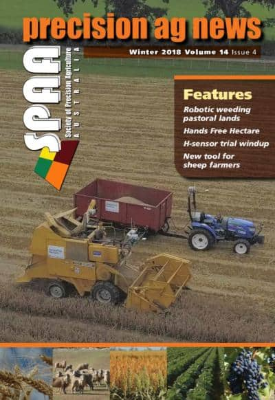 precision agriculture news
