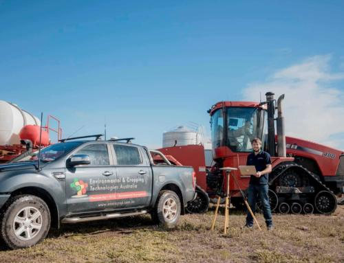 Smart farming the future for Environmental & Cropping Technologies Australia
